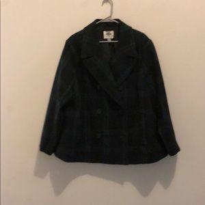 Old Navy short pea coat